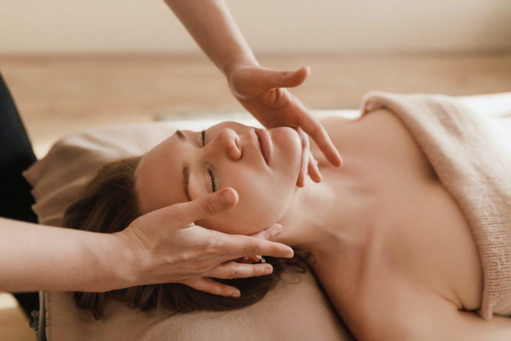 Massage relaxant Coeur et Mains