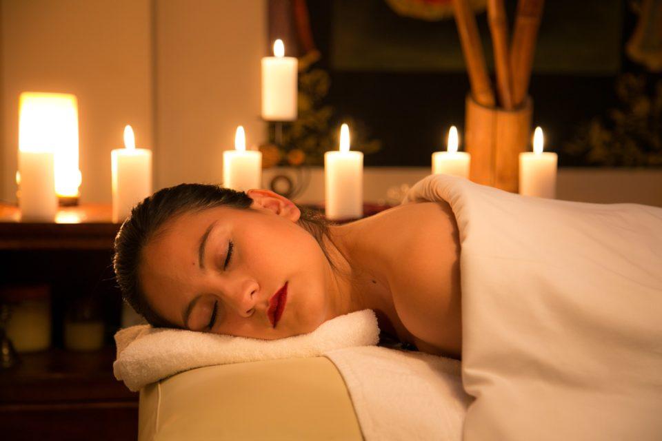 Massage à la bougie Coeur et Mains